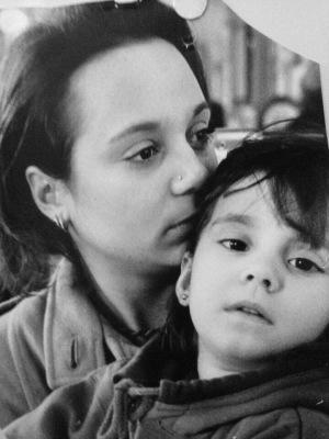 Emma Koroly och Stephania Koroly-Ergati 1996