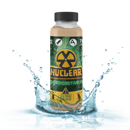 Nuclear Shake n' Vape 60ml - Radioactive (40ml)