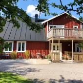 Pensionat Lundåkra i Kvibille, Halmstad