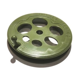 ViM Pimpelrulle Grön - grön