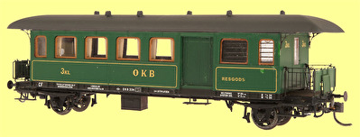 OKB litt CF, person-/resgodsvagn