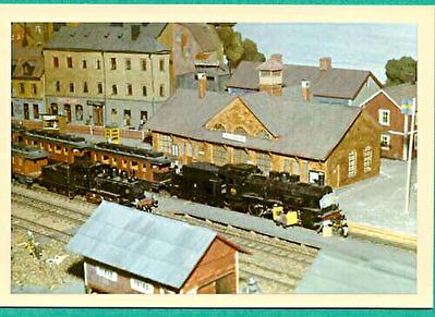 Sista tåget från Ekensholm avgår mot Tierp.