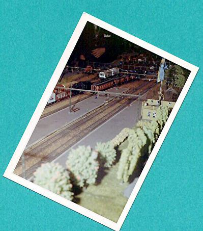 Tierp station.