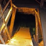 Vattenytan på (ca) 85-meters nivån