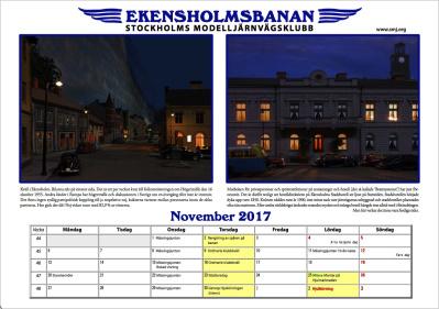 Nattliv i Ekensholm