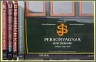 SJ Personvagnar med träkorg 1891-1904