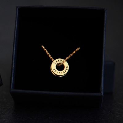 necklace no:one -