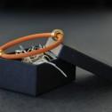 bracelet circum - Orange