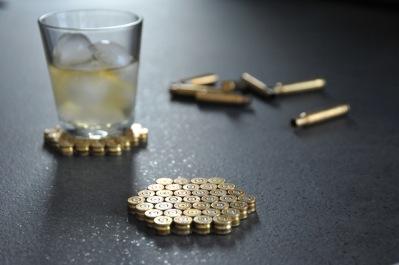 trivet 37 gold -