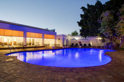 NH Lord Charles Hotel Somerset West 2 veckor - Lord Charles