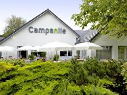 Hotel Campanile - Hotel Campanile 7 nätter  inklusive frukost, transfer & flyg