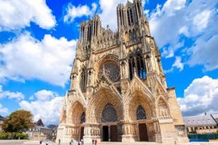 Notre Dame Reims Champagne