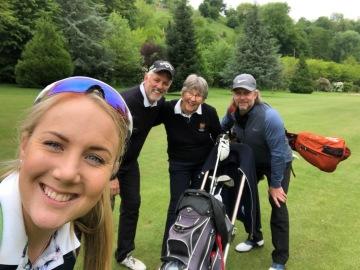Golfpro Emelie Warme