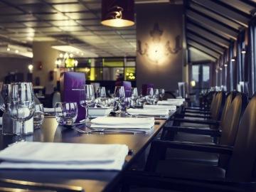 Restaurangen på Hotel Mercure Reims Chathedrale