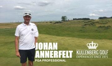 Johan Annerfelt -  Kullenberg Glf
