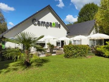 Hôtel Restaurant Campanile***