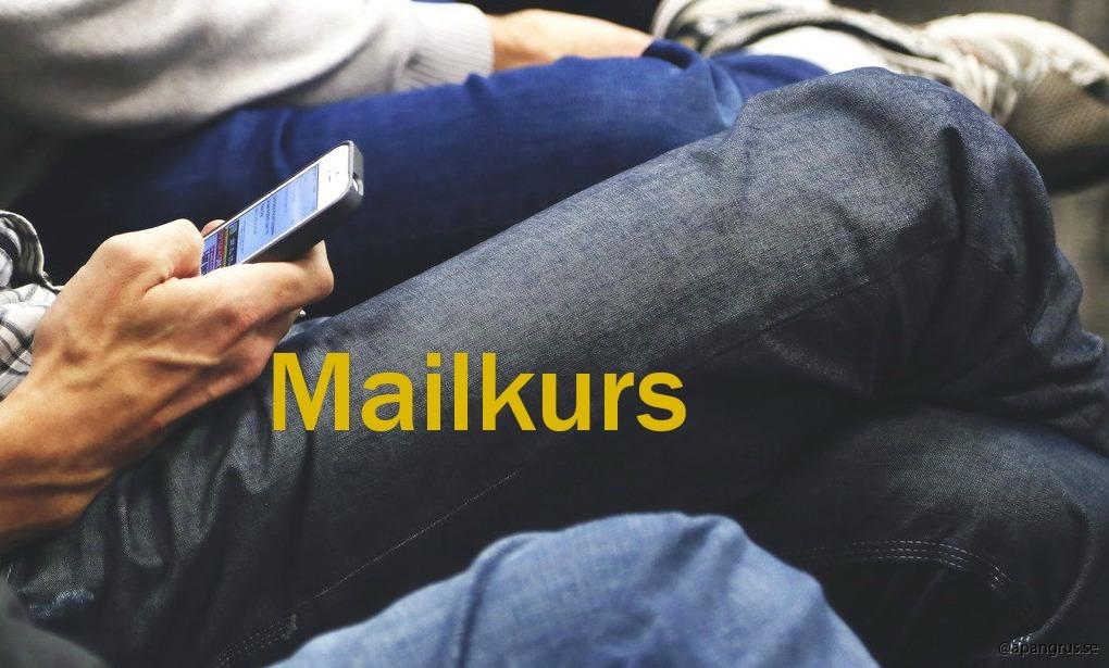 Mailkurs för dig som vill komma igång eller underhålla ditt tecknande i sommar