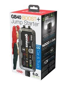 StartBooster Noco Genius GB40 1000 A - Noco Genius GB40