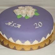 Åsa 20år, 2012