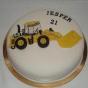 Traktor Jesper 21år, 2012