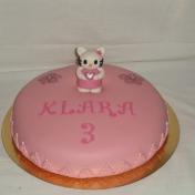 Klara 3år, Hello Kitty