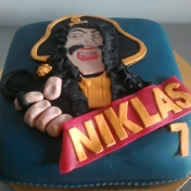 Niklas 7år