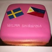 Namngivning Wilma