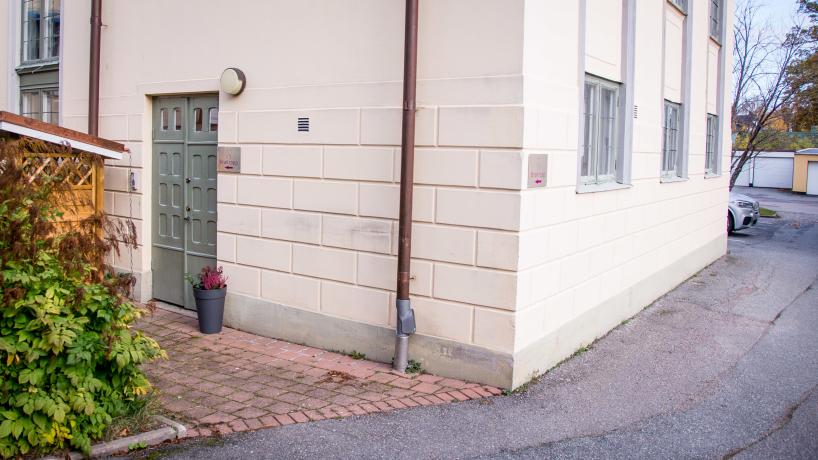 BraKropps kontor, Olaigatan Örebro