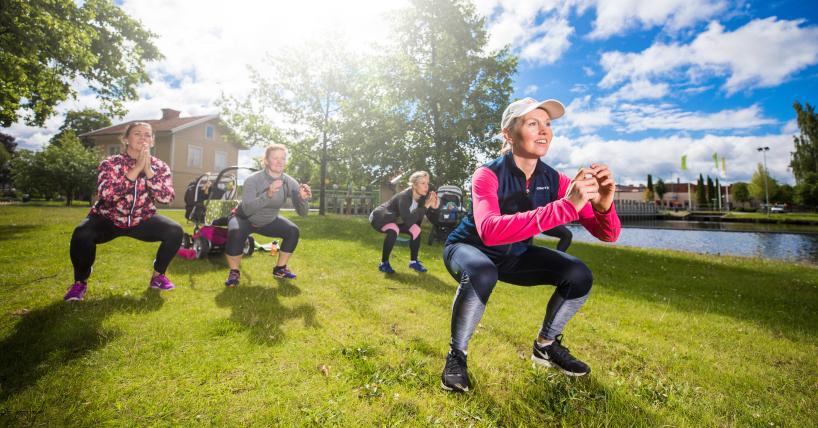 BraKropp träning viktminskning  hälsa Örebro
