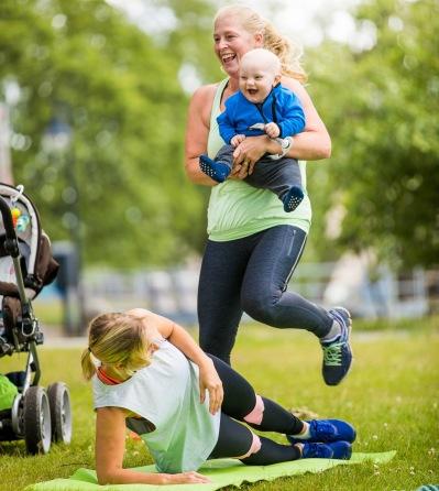 Mamma-babyträning, Mamma Reboot i Örebro