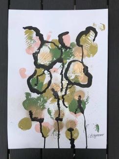 Konst på papper 8