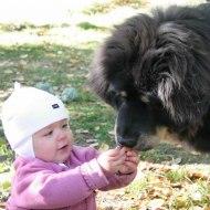 Ozo and baby Martina 2