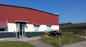 Kooperativet Lilas kansli på Höstbruksvägen i Lund.