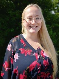 Emelie Bakklund, Assistanskoordinator Föräldraledig