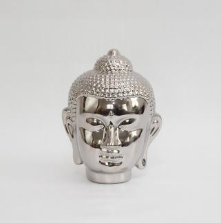 DEKORATION BUDDHA Silver - DEKORATION BUDDHA Silver
