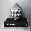 DEKORATION BUDDHA Silver