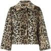 Faux Fur Jacket - Faux Fur Jacket / 34