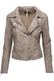 FRONTROW Bikery jacket Neutral Sand - Bikery jacket / 34