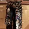 KARMAMIA Harper Dress Flower Leopard