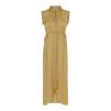 KARMAMIA India Dress – Golden Yellow - India Dress L/XL