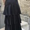 KARMAMIA Celine Kjol Black