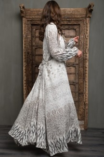 Jsquad - Silk Sahara Kimono -