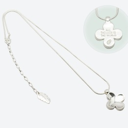 HALSBAND THE LUCK AMULET Silver