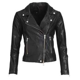 FRONTROW Bikery jacket black/ silver