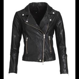 FRONTROW Bikery jacket black/ silver