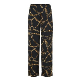 KARMAMIA Isabel Pants Black Vintage