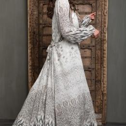 Jsquad - Silk Sahara Kimono