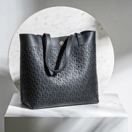 DAILY ELEGANCE Shimabara Bag