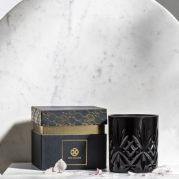 DAILY ELEGANCE Black scent Bokeo candle