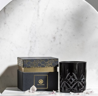 DAILY ELEGANCE Black scent Bokeo candle - Black scent Bokeo candle